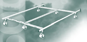 Metal Bed Frame Made In Quebec Matelas Conseil
